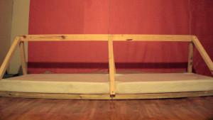 Framed matress