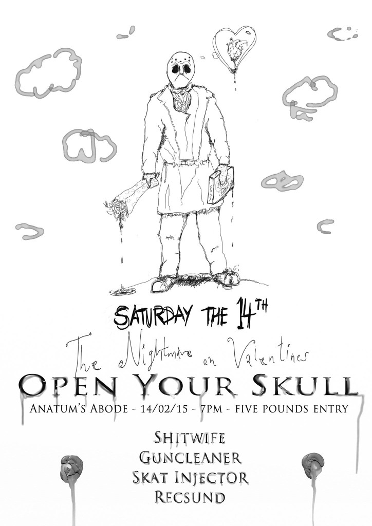 OPEN YOUR SCULL